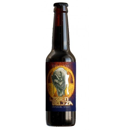 Naparbier The Bag Piper 33 cl.
