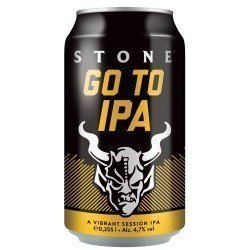Stone Go to Ipa 33 cl.