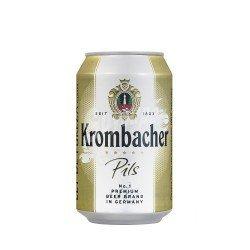 Krombacher Pils 33 cl. lata