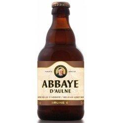 Abbaye d´Aulne Brune 33 cl.