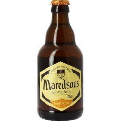 Maredsous 6 Blonde 33 cl.