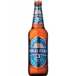 Baltika 3 Classics 50 cl.