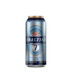 Baltika 7 90cl. Lata