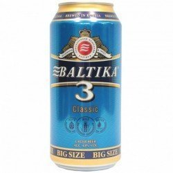 Baltika 3 Big Size 90 cl.