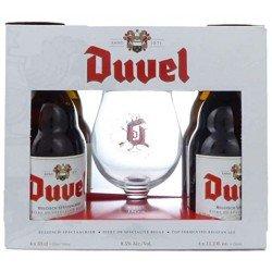 Duvel Pack Regalo (4x33cl....