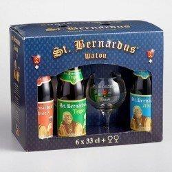 St. Bernardus Pack Regalo...
