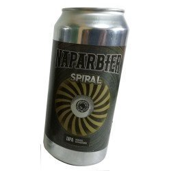 Naparbier Spiral 44 cl.
