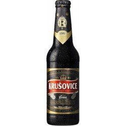Krusovice Black 0,5 l.