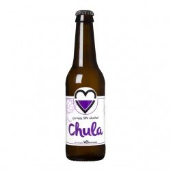 Chula Sin Alcohol 33 cl