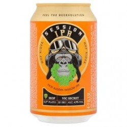 Hop Rider Session IPA 33 cl