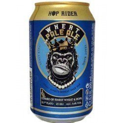 Hop Rider Wheat Pale Ale 33 cl