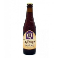 La Trappe Quadrupel 33 cl.