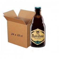 Maredsous Triple Caja 24 x...