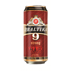 Baltika 9  Big Size 90 cl....
