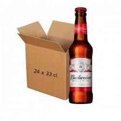 Budweiser Caja 24x33 cl.