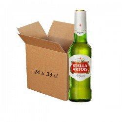 Stella Artois Caja de 24x33...