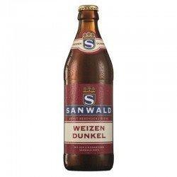 Sandwald Hefe Dunkel 50 cl.