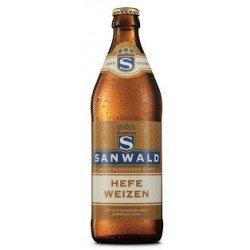 Sandwald Hefe Weisse 50 cl.