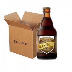Kasteel Donker Caja 24x33 cl.
