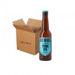 Brewdog Punk IPA Caja 12x33...