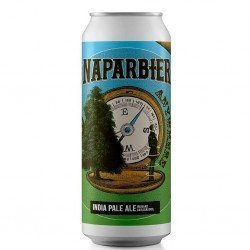 Naparbier Anywhere 44 cl