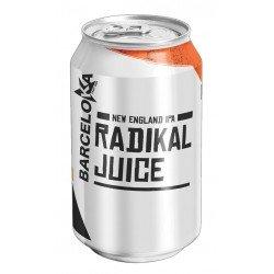 Barceloka Radikal Juice 33 cl