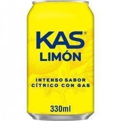 Kas Limon 33 cl Lata