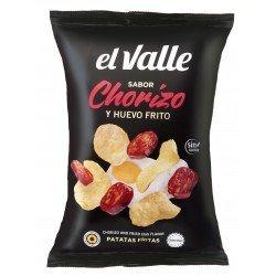 Patatas fritas El Valle...