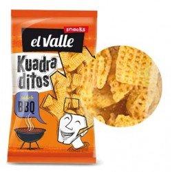 Snaks El Valle Cuadraditos...