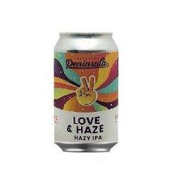 Peninsula Love & Haze 33 cl