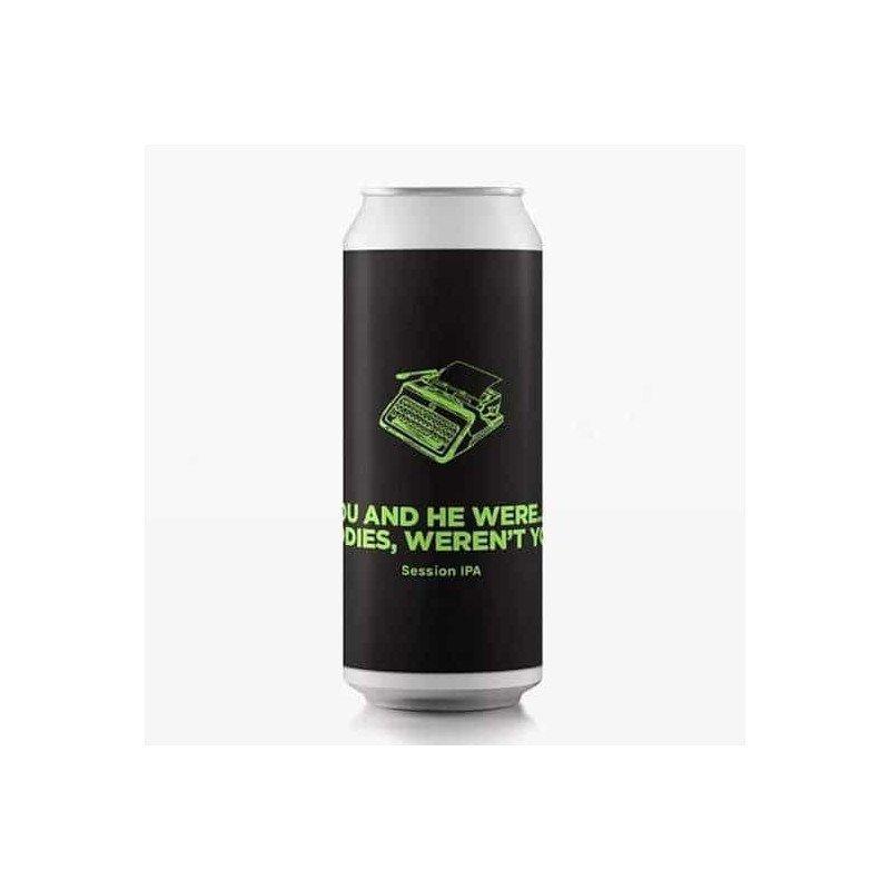 Brew & Roll Kaiman IPA 33 cl.