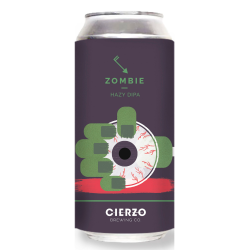 Cierzo Zombie 44 cl.