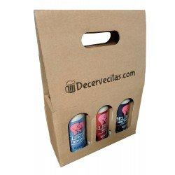 Pack Degustación Delirium 3...