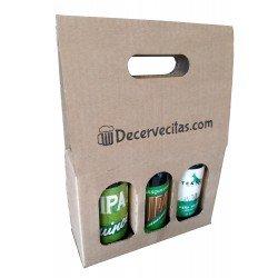 Pack Degustación IPA 3 x 33 cl