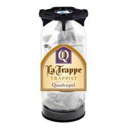 La Trappe Quadrupel Keykeg...