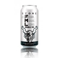 Stone Fear Movie Lions 47 cl