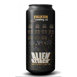 Falken BrewingAlien Attack...