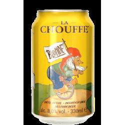 La Chouffe Blonde 33 cl Lata