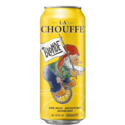 La Chouffe Blonde 50 cl Lata